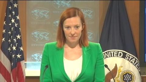 サキ 報道 官 大統領報道官が初の記者会見、4年前は物議も: